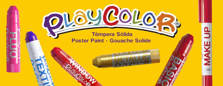 Pintar, colorear y dibujar sin agua ni pincel. PLAYCOLOR una nueva forma de pintar